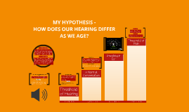 HOW DOES OUR HEARING DIFFER AS WE AGE?
