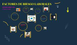Copy of FACTORES DE RIESGO LABORALES