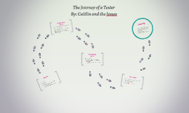 The Journey of a Tester