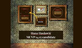Hana Hasković