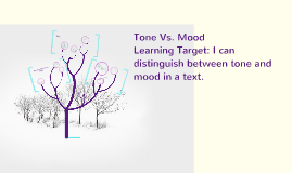 Copy of Tone Vs. Mood