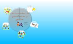 Copy of Herramientas de planificación de proyectos