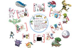 Spreekbeurt Pokémon