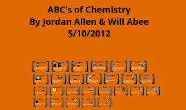 ABC's of Chemistry