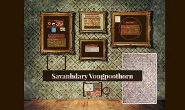 Savanhdary Vongpoothorn