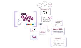 DE conferentie - OpenSKOS