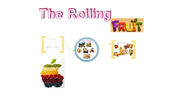 The Rolling Fruit