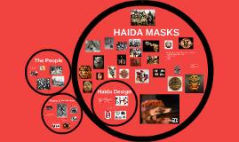 Haida Masks