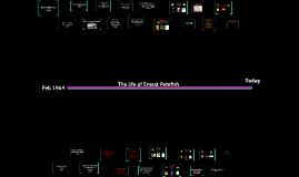 Ernest Petefish Timeline