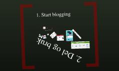 web 2.0 - pln - del og bruk