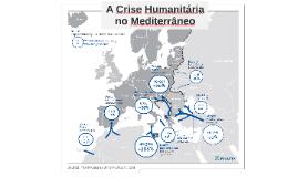 A Crise Humanitária no Mediterrâneo