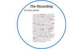 Chase Newell Spanish Recording