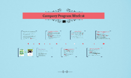 Week 18- CP