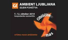 Ambient Ljubljana 2014