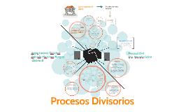 Copy of Procesos Divisorios