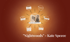 """Nightwoods"" - Kate Speece"