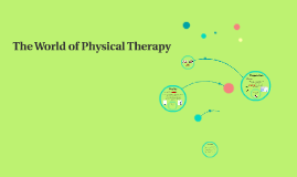The World of Physical Therapy