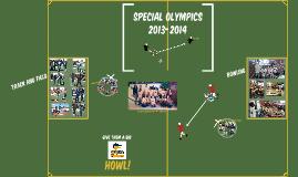 Special Olympics 2013-2014