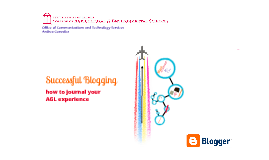 Blogging with AGL
