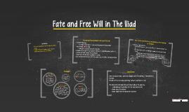 iliad fate free will
