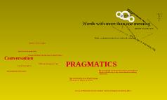 Semantic Pragmatic Disorder
