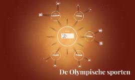 De Olympische sporten