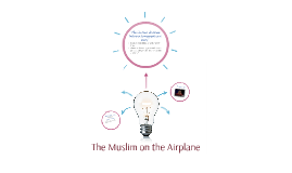 The Muslim on the Airplane
