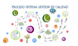 Copy of INFORME PROCESO SISTEMA GESTIÓN DE CALIDAD