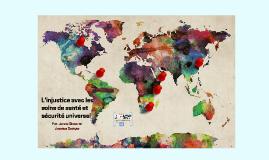 Soins de santé injustice universel