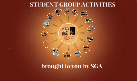 Student Group Activities