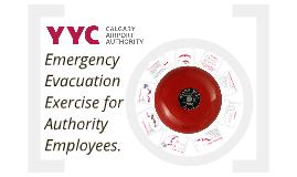 Emergency Evacuation Exercise