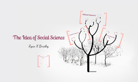 SS5102: The Idea of Social Science