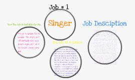 Jobs I want
