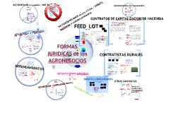 FORMAS JURIDICAS DE LOS AGRONEGOCIOS