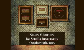 Nature V. Nurture