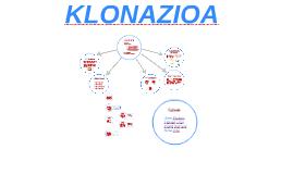 KLONAZIOA