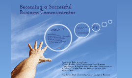 Copy of Becoming a Successful Business Communicator
