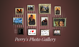 Perry's Photo Gallery