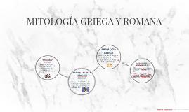 MITOLOGIA ROMANA VS GRIEGA