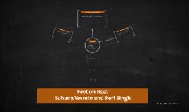 Feet on Beat ~ Sohana and Perl