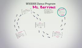 WHRHS Dance Program