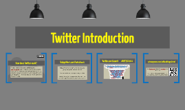 Twitter Introduction