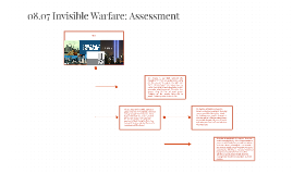 08.07 Invisible Warfare: Assessment