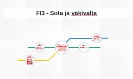 FI3 - Sota ja väkivalta