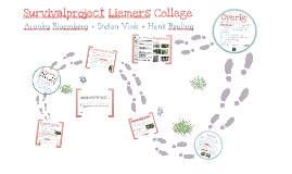 Survivalproject Liemers College 2018-2019