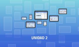 UNIDAD 2 - EMPRENDEDORES I