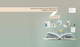 Seminario de Temas Selectos de Historia de la Pedagogía y la