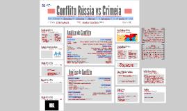 Conflito Rússia vs Crimeia
