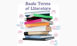 Copy of Basic Terms of Literature