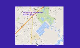 De Zavala Assets Map